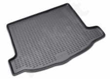 Guminis bagažinės kilimėlis HONDA Civic hb 2006-2011 (5 doors) black /N16009