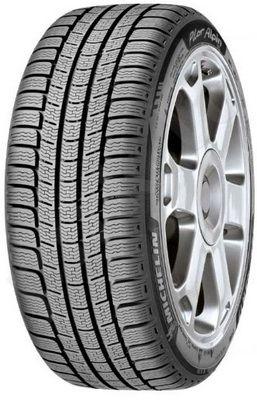 Žieminės Michelin PILOT ALPIN PA2 R18