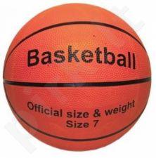 Krepšinio kamuolys Hot Sports, guminis