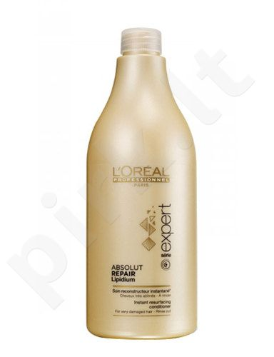 L´Oreal Paris Expert Absolut Repair Lipidium kondicionierius, kosmetika moterims, 750ml