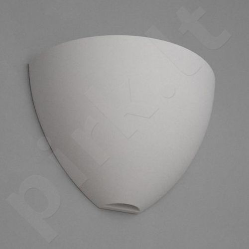 Sieninis šviestuvas gipsinis 10-KLEPSYDRA