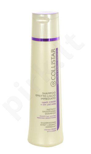Collistar Instant Smoothing šampūnas, kosmetika moterims, 250ml