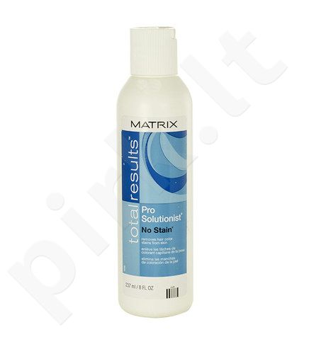 Matrix Total Results Pro Solutionist No Stain, kosmetika moterims, 237ml[pažeistas dangtelis]