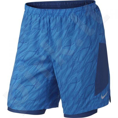 Bėgimo šortai Nike Flex Running Short M 800281-435
