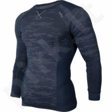 Marškinėliai termoaktyvūs ODLO Evolution Blackcomb Warm M 170952/20285
