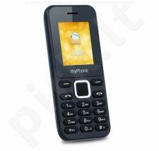 Telefonas MyPhone 3310 juodas