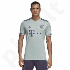 Marškinėliai futbolui Adidas FC Bayern M CF5410
