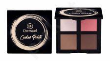 Dermacol Contour Palette, kompaktinė pudra moterims, 12g, (2)