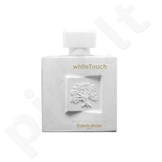 Franck Olivier White Touch, kvapusis vanduo (EDP) moterims, 100 ml