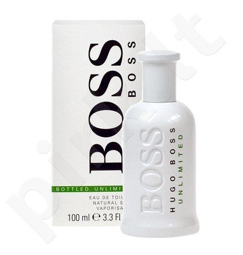 Hugo Boss No.6 Unlimited, tualetinis vanduo vyrams, 100ml