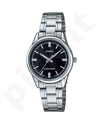 Laikrodis CASIO LTP-V005D-1 - kvarcinis 31mm ***ORIGINAL BOX***
