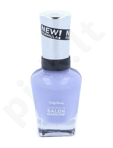 Sally Hansen Complete Salon Manicure, nagų lakas, kosmetika moterims, 14,7ml, (410 Hat´s Off To Hue)