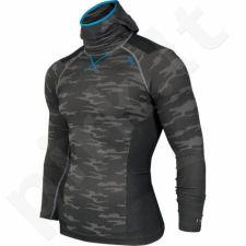 Marškinėliai termoaktyvūs ODLO  z kominiarką Blackcomb EVOLUTION WARM M 180042/10447