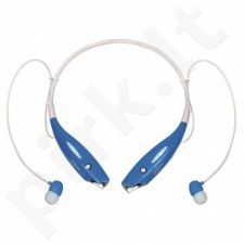 X-Zero Sports Wireless Neckband Earphones, Bluetooth 4.0, 10m  X-H813BB blue