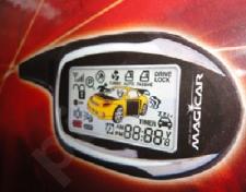 Automobilių apsaugos sistema MAGICAR M100AS