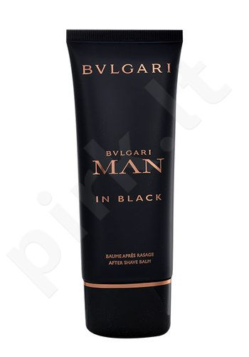 Bvlgari Man In Black, losjonas po skutimosi vyrams, 100ml