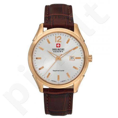 Vyriškas laikrodis Swiss Military Hanowa 06.4157.09.001