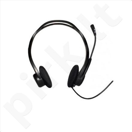 Logitech Headset 960, frequensy 20-20000 Hz/1xUSB (4 PIN USB Type A)/2.4 m cable/USB, OEM