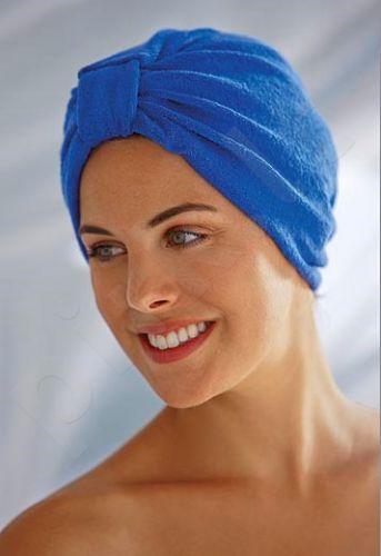 Kepurė saunos 80CO20PE 3821 50 blue