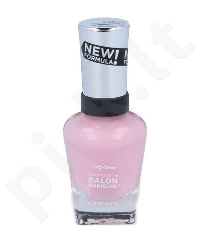 Sally Hansen Complete Salon Manicure, nagų lakas, kosmetika moterims, 14,7ml, (523 Aflorable)
