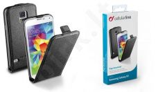 Samsung Galaxy S5 dėklas FLAP ESSEN Cellular juodas