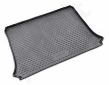 Guminis bagažinės kilimėlis HONDA Element 2003-2011 black /N16014