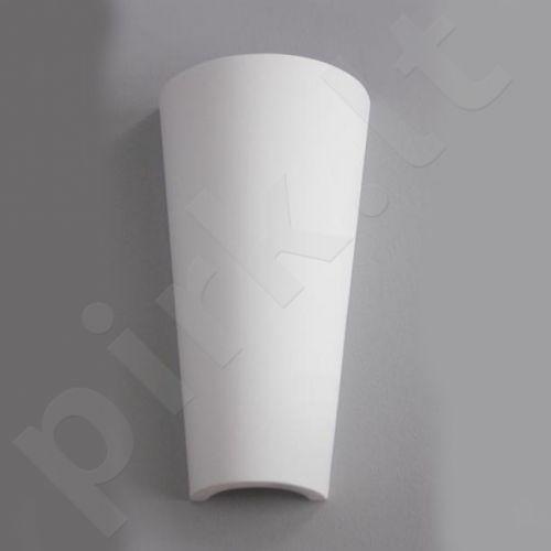 Sieninis šviestuvas gipsinis 10-KOLUMNA GŁADKA