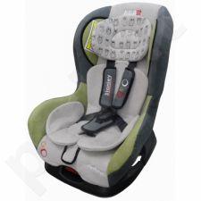 Automobilinė saugos kėdutė AGA DESIGN STANLEY 0-18 kg