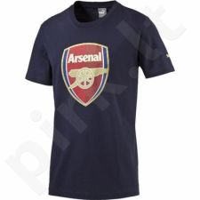 Marškinėliai Puma Arsenal Football Club Fan Tee Junior 74929702