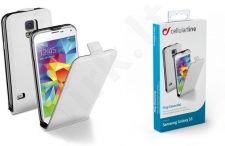 Samsung Galaxy S5 dėklas FLAP ESSEN Cellular baltas