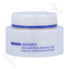 Orlane Anagenese, Essential Time-Fighting, paakių kremas moterims, 15ml