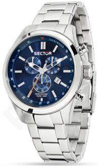 Laikrodis SECTOR   180 Chr Blue Dial apyrankė