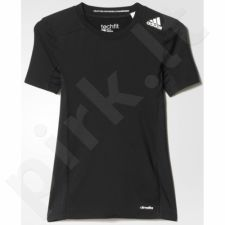 Marškinėliai termoaktyvūs Adidas YB Techfit Base Tee Junior AK2823