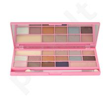 Makeup Revolution London I Love Makeup I Heart Chocolate Pink Fizz Palette, kosmetika moterims, 22g