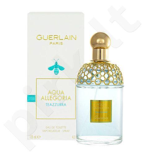 Guerlain Aqua Allegoria Teazzurra, EDT moterims ir vyrams, 125ml, (testeris)