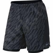 Bėgimo šortai Nike Flex Running Short M 800281-010