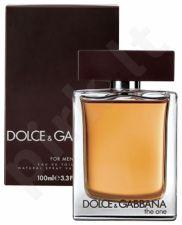 Dolce & Gabbana The One, tualetinis vanduo (EDT) vyrams, 100 ml