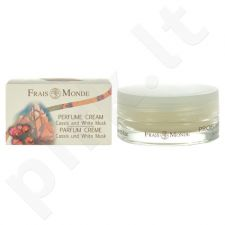 Frais Monde Cassis And White Musk Perfumed kremas, kosmetika moterims, 15ml