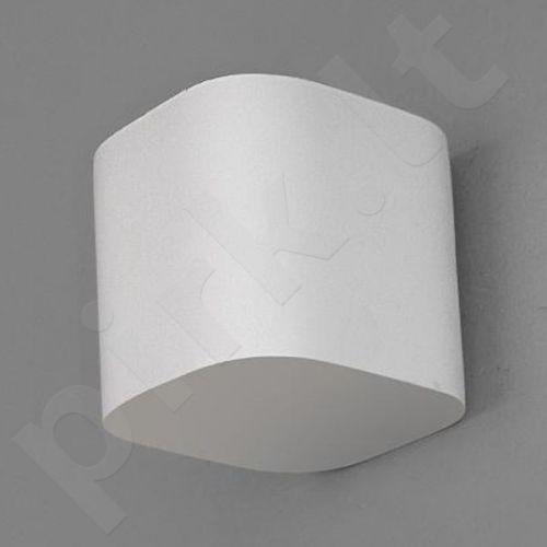 Sieninis šviestuvas gipsinis 10-KORYTKO ZAOKRĄGLONE WYSOKIE 12 PEŁNE