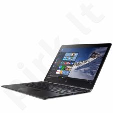 LENOVO, YOGA 900S, 12.5'', QHD IPS MULTI-TOUCH(SLIM), Intel Core m5-6Y54, DDR3 8GB (1x8) onboard, SSD 256 GB, no ODD, VGA Int, no HDMI, WiFi, BT 4.0, no LAN, HD camera, card reader, 4 cell batt., backlight keyb., Windows 10 Home, Silver, 2 yr