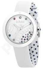 Moteriškas laikrodis LeBebé Ponpon OLB360-01W