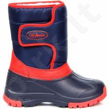 Sniego batai guminiai batai American Club