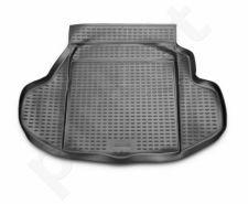 Guminis bagažinės kilimėlis HONDA Legend sedan 2004->  black /N16019