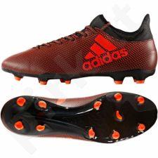 Futbolo bateliai Adidas  X 17.3 FG M S82365