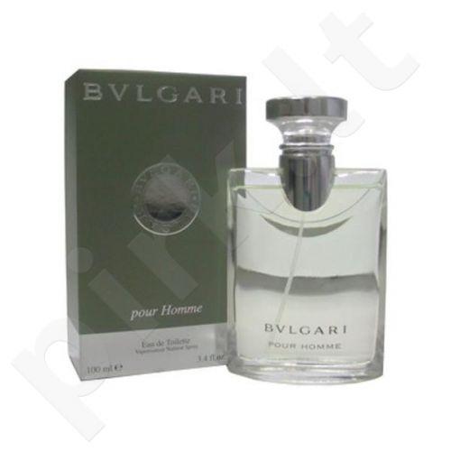 Bvlgari Pour Homme, tualetinis vanduo (EDT) vyrams, 100 ml (Testeris)