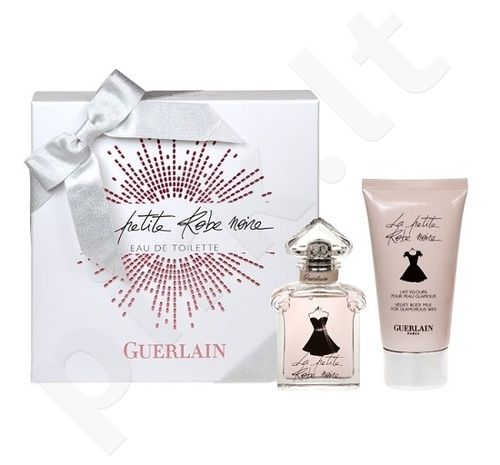 Guerlain (Edt 30 ml + 75 ml Body lotion) La Petite Robe Noire, 30ml, tualetinis vanduo moterims [Edt 30 ml + 75 ml Body lotion]
