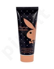 Playboy Play It Spicy, kūno losjonas moterims, 75ml