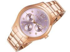 Esprit ES106702009 Tracy Rose Gold moteriškas laikrodis