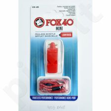 Švilpukas FOX40 Mini Safety +virvutė 9803-0108