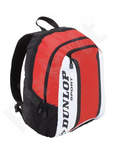 Kuprinė Club Backpack juoda/raudona/balta